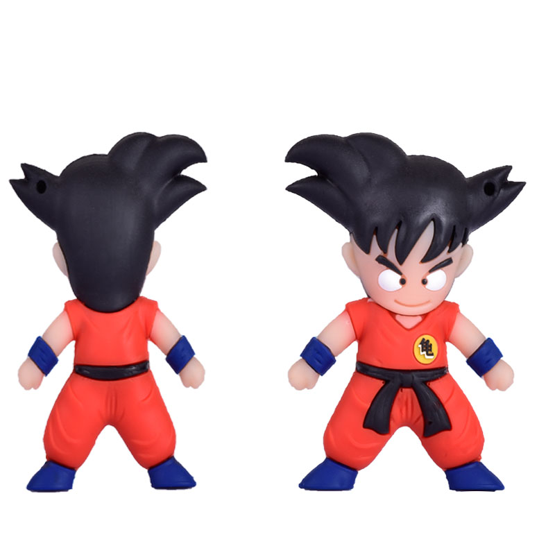 4GB 8GB 16GB Dragon Ball model goku flash drive cartoon memory stick DragonBall pendrive usb stick mini pen drive USB 2.0