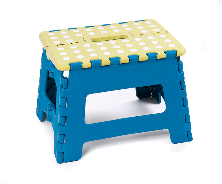Delivery On Time Portable Folding Foot Stool,small Shower/toilet/garden  Sitting Stool