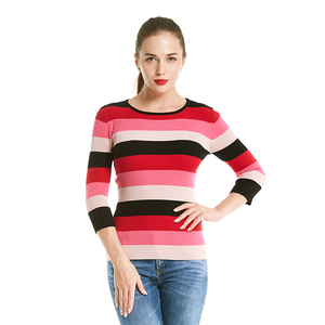 china sweater manufacture ladies knit sweaters for women spring sweater