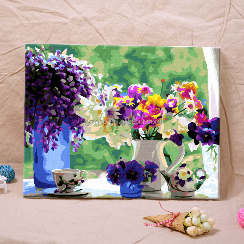 Free Mind Free Painting flower designs to paint on canvas gift painting by numbers