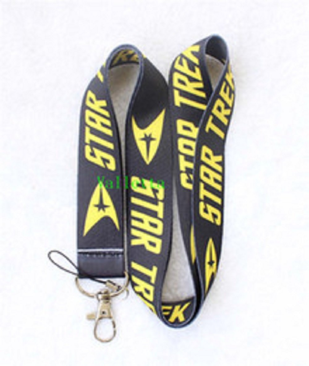Star Trek Federation Lanyard Key Chain Neck Strap ID Badge Holder