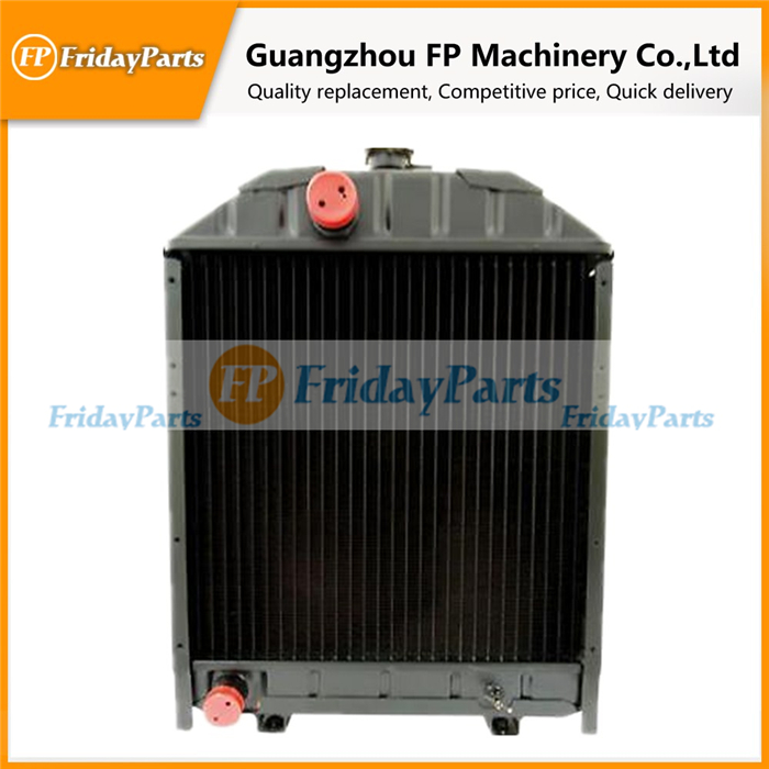 OEM NO 588156 tractor radiator for Fiat 415 (Classic Models)