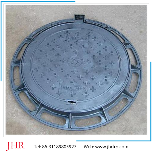 FRP Fiber Glass Manhole Covers Sewer Cover