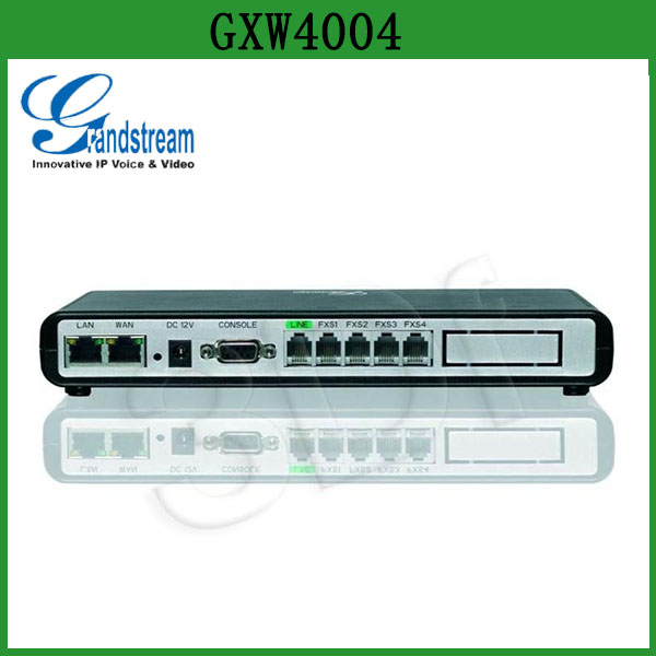 Grandstream Voip Gateway Price Best GXW4004 IP Voice Gateway