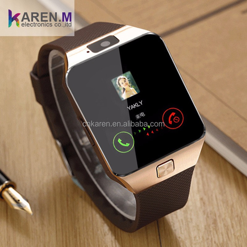 Cheap U8,GT08,DZ09,A1,Q18 smart watch phone for ios android