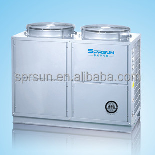 commercial instant heating air to water heatpump water heater