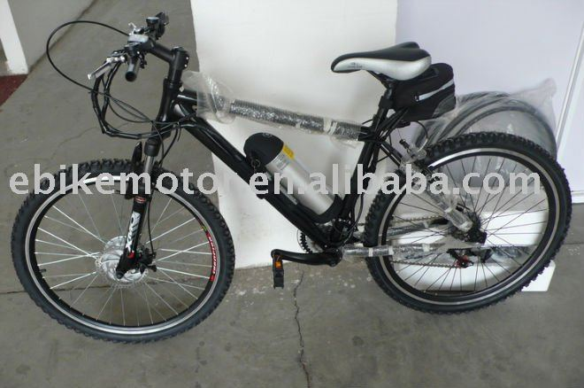 Diy Electric Bicycle Conversion Kit E Bike 250w 350w Motor Product On