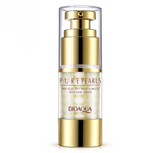 Private Label Bioaqua Terbaik Pearl Essence Anti-Aging Anti-Bengkak Firming Eye Tas Removal Anti Kerut Krim <span class=keywords><strong>Mata</strong></span>