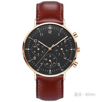 Brand Your Own Logo Men Luxury Watch