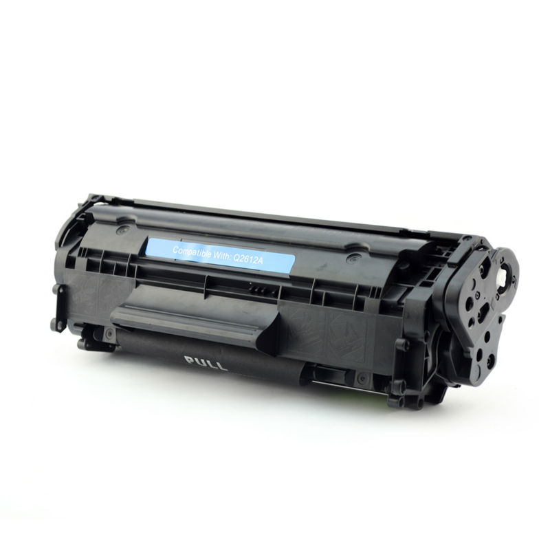 kompatibel Laser massal toner cartridge untuk hp lj 1010 1020 10TH-12A q2612