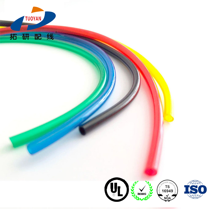600 v Tubo de Isolamento Manga Colorido PVC ECO Friendly