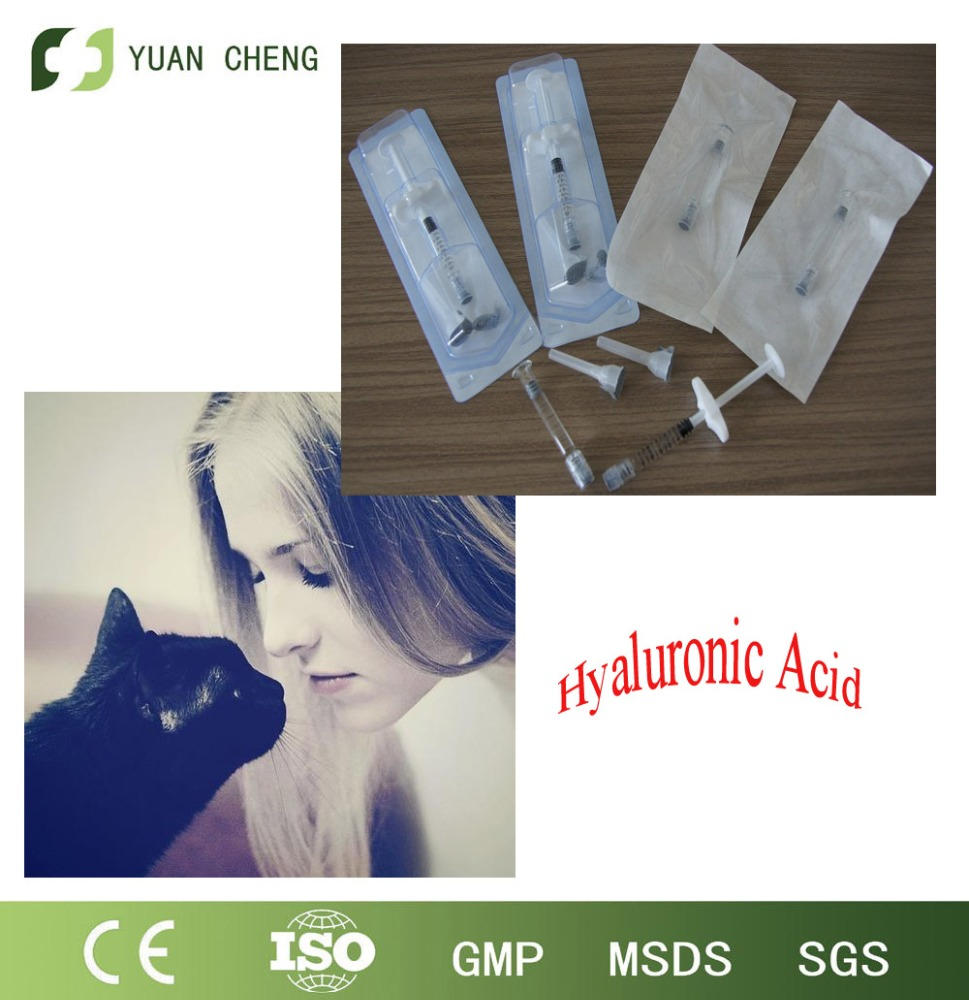 Natural Biological hyaluronic acid gel dermal filler injection for hump nose derm 1ml