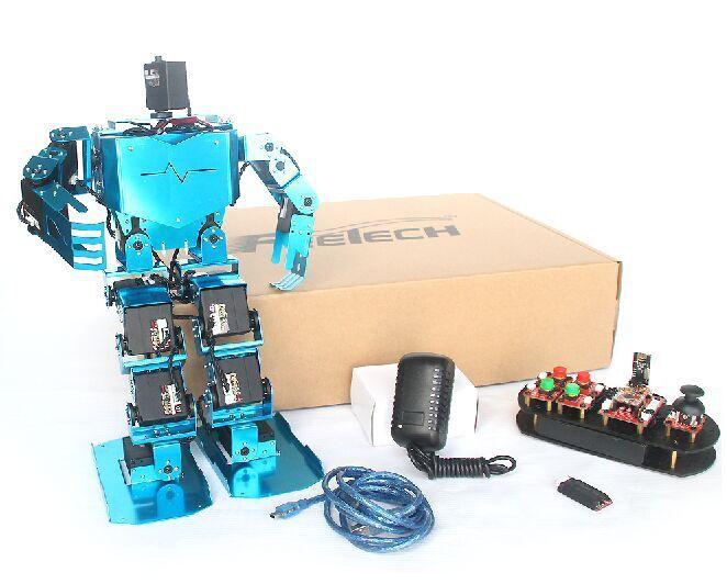 Dof educational humanoid programmable robot kit buy