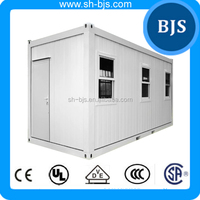 Low Cost Flat Pack House/Container house Building Made in China