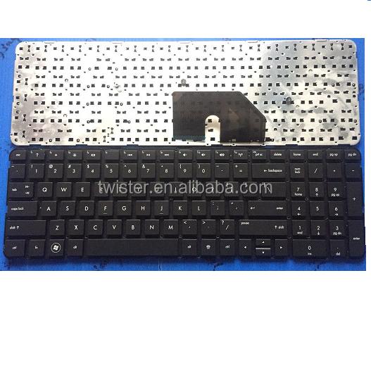 NEW FOR HP DV6 6000 6100 6200 US Keyboard 640436 001 BLACK