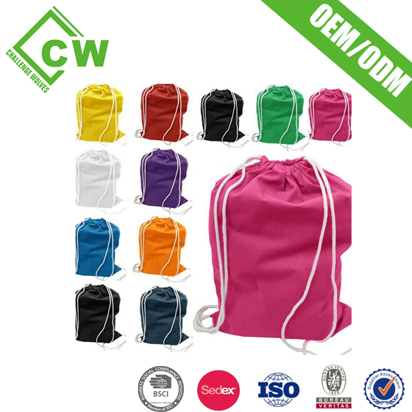 Hot Selling Cheap Drawstring Bags No Minimum Private Label Custom ...