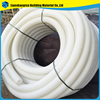 flexible rolled white conduit PE tubing corrugated pipe