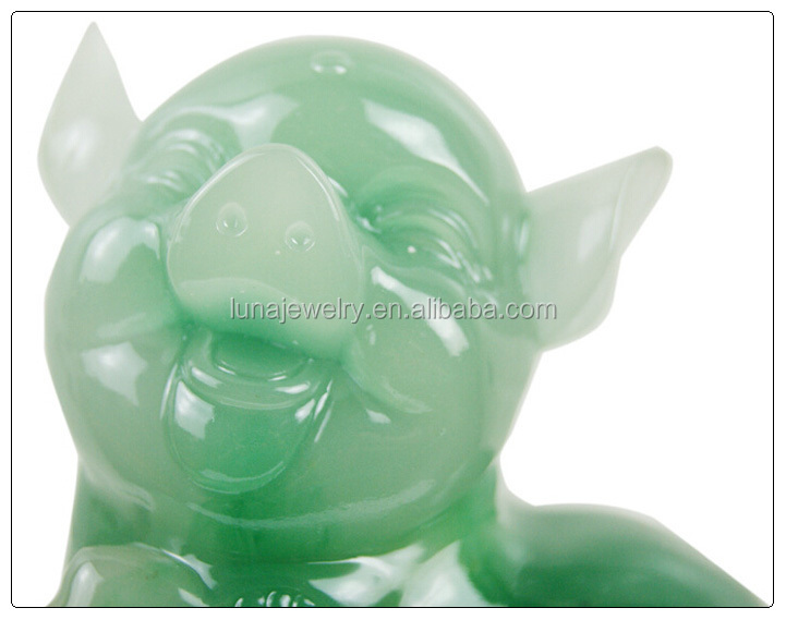 Resin Luckly Pig , resinic pig decoration ,Pig statue