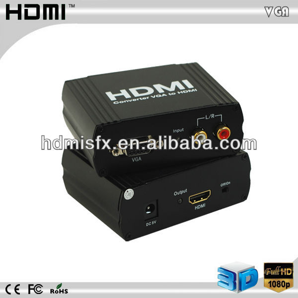 best price VGA to HDMI Converter HDMI Converter Vga To Hdmi Converter,Hd Video Converter Hot Sale!