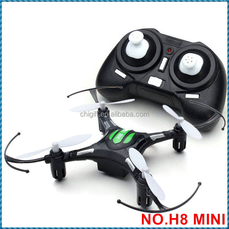 2.4G 4CH 6 Axis Mini rc Quadcopter JJRC H8 Headless Mode Drone ONE Key Return RTF