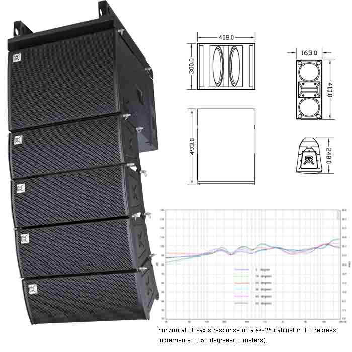 professional line array active audio speaker line array, View active mini  line array, CVR Product Details from Guangzhou CVR Pro-Audio Co , Ltd  on