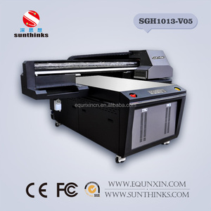 Customise 1115 UV printer high resolution flatbed printer for mobile phone case IT products covers USB card printer
