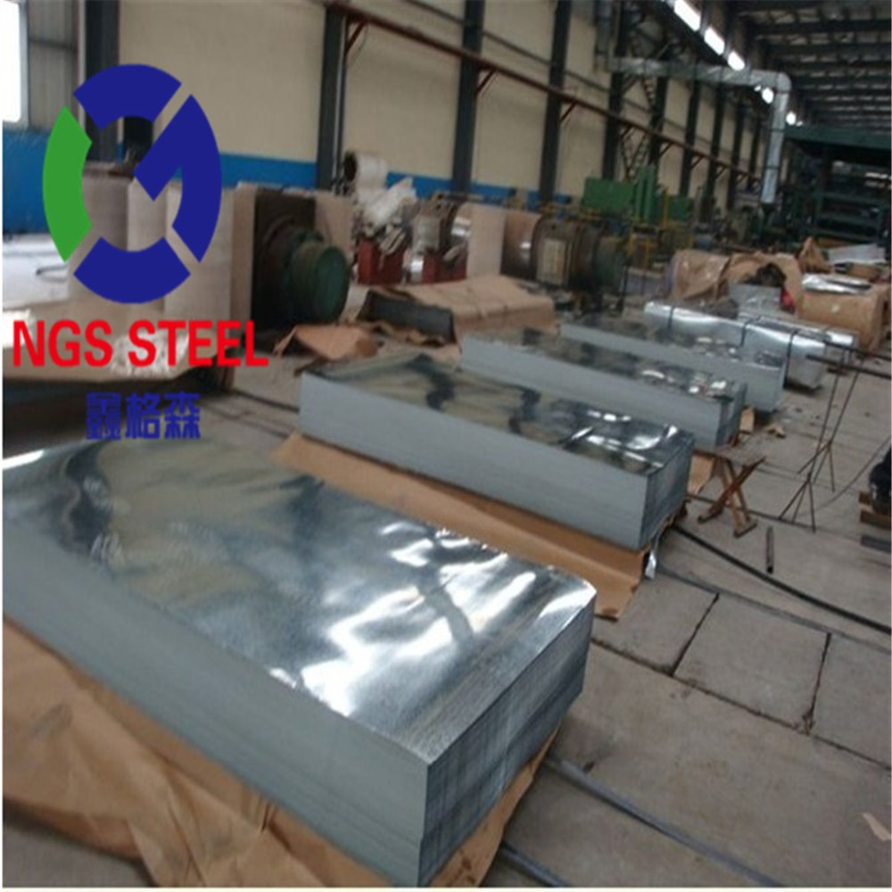 galvanized coated <strong>steel</strong> for corrugated roofing sheet 0.13mm