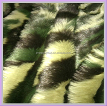 acrylic army green jacquard cheap camouflage fabric faux fur manufacturers buy direct from manufactures fabrics