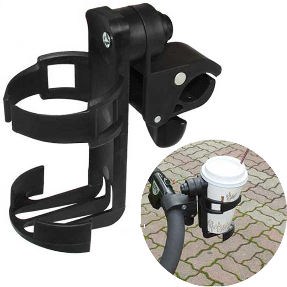 Hot selling universal cup holder for stroller baby stroller cup holder 360 rotate