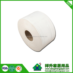 2ply embossed good quality virgin jumbo roll tissue paper price 100% virgin wood pulp and favorable price