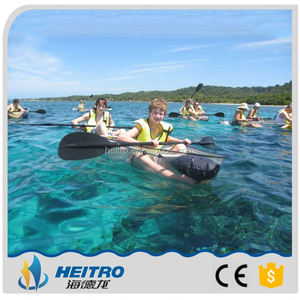 Sightseeing Leisure Customized Cheap Sea Kayak In China