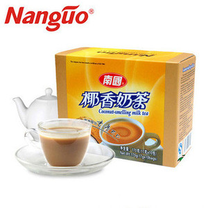 Instant High Quality Coconut Milk Tea powder 340g 3 In 1