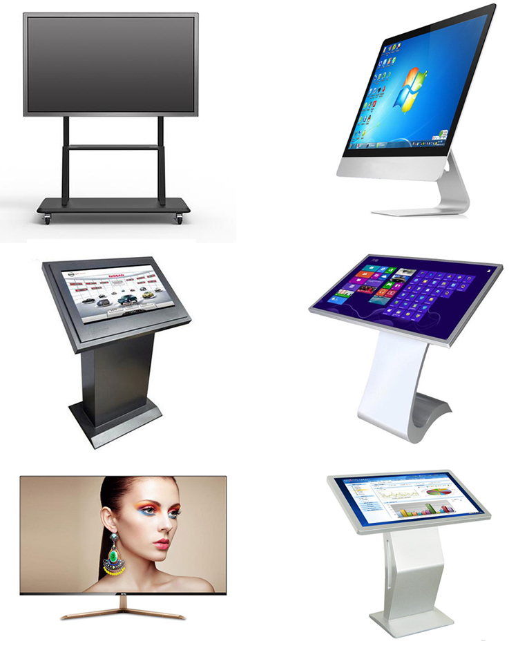 led advertising display movies ad player lcd 3g wifi android digital signage