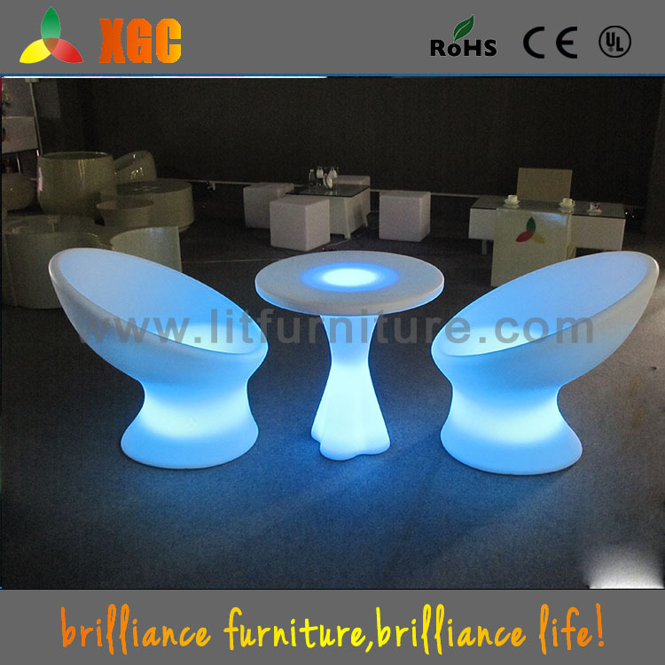 LED 16 color changing coffee table,top coffee table,TEA TABLE