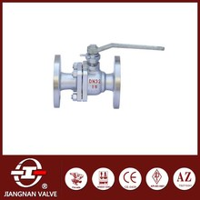 CE Certified long handle ball valve float