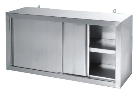 Commercial Kitchen Wall Mounted Heavy Duty Stainless Steel Pantry Cabinet Buy Dinding Kabinet Dapur Pantry Kabinet Kabinet Stainless Steel Product On Alibaba Com