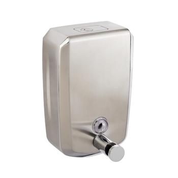 1000ml Commercial Stainless Steel Bathroom Soap Dispenser For Hotel