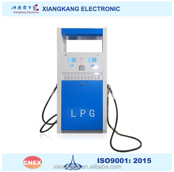 customized lpg dispenser for shell