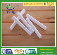 EN71 Dust Free Big Sidewalk Chalk White Chalk Sticks