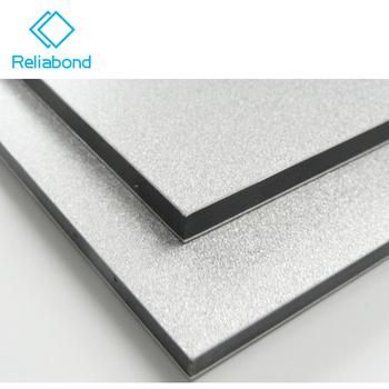 Buy TOBOND silver mirror acp/painting alucobond panel