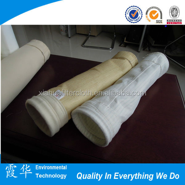 Aramid Fibers Dedusting Filter Bag With Iron And Steel Plant ...