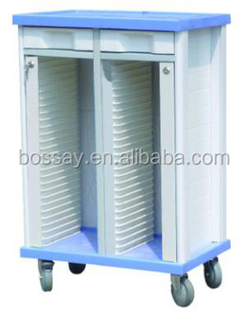 Chinese manufacturer Trolley Cart for File/Case History With Factory Price