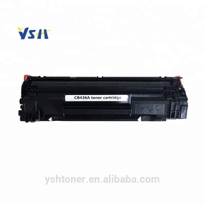 Compatible CB435 436 388 285A universal toner cartridge for laser printer P1005 P1102 P1505 P1505n