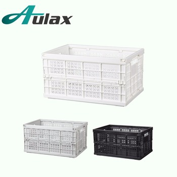 Chinese Supplier Stackable Plastic Folding Hat Storage Box