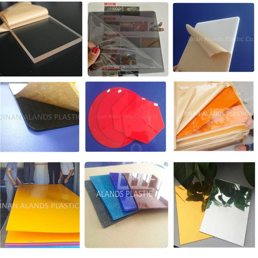 4ft x 8ft acrylic sheet