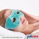 Cooling spa gel bead eye mask for sleeping cooling mask therapy for puffy eyes