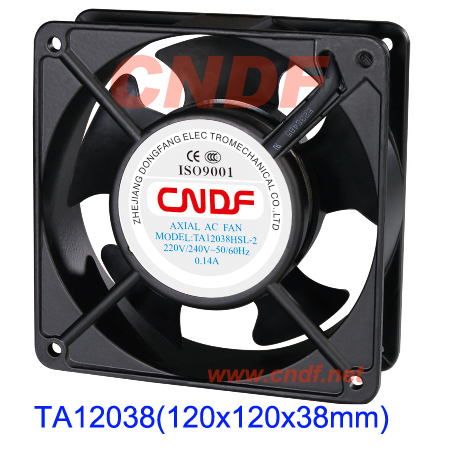 ac Axial Fan 120*120*38mm