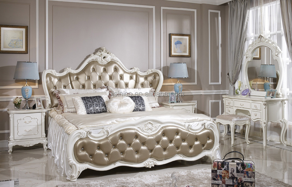 Alibaba french style bedroom furniture set italian - French style bedroom furniture sets ...