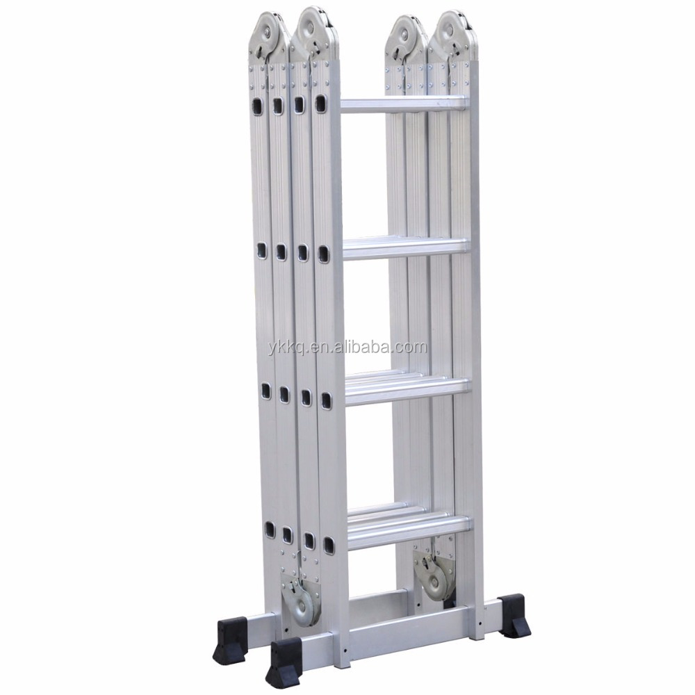 Multi-function Multi Purpose Aluminium Folding Ladder with joint