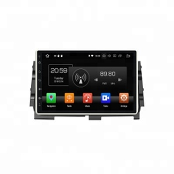 Hohe qualität radio android 8.0 octa core 10,1 zoll 4 + 32g touch screen WIFI 3g auto dvd multimedia player für Kicks 2016-2018